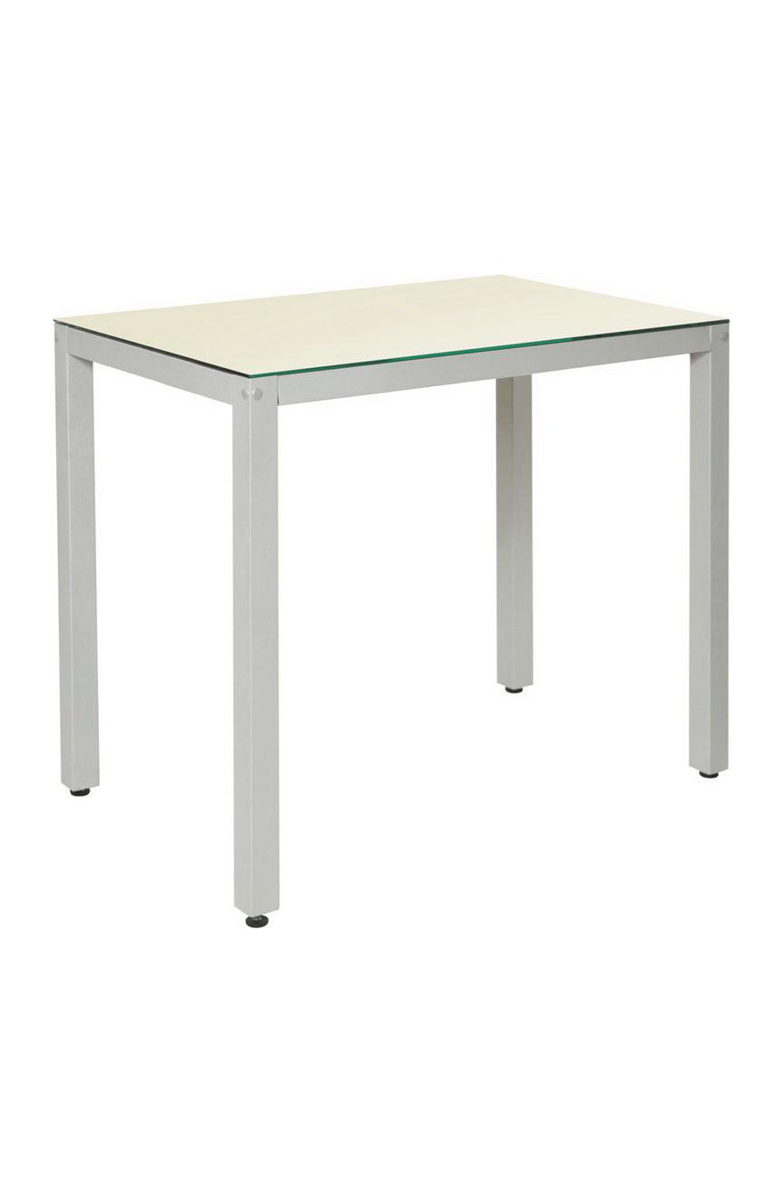 Кухонный стеклянный стол Гладиатор Мини